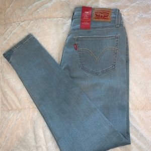 Levi's super skinny jeans brand new with tags